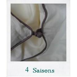 Couette en Soie 4 Saisons