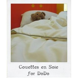 Silk Duvet For DoDo